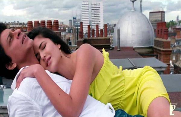 SRK, Katrina Kaif