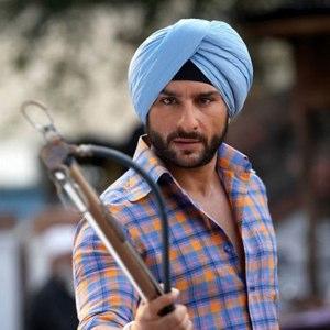 Saif Ali Khan Sardar in Love Aaj Kal