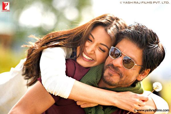 Anushka, SRK - Jab Tak Hai Jaan