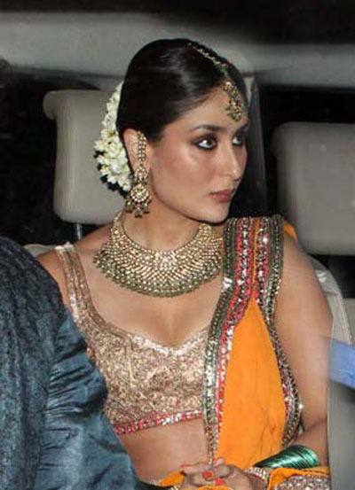 kareena1 - Kareena Kapoor's Bridal Pictures