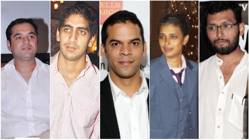 Prem Soni - Ayan Mukerji - Vikramaditya Motwane - Reema Kagti - Neeraj Pandey