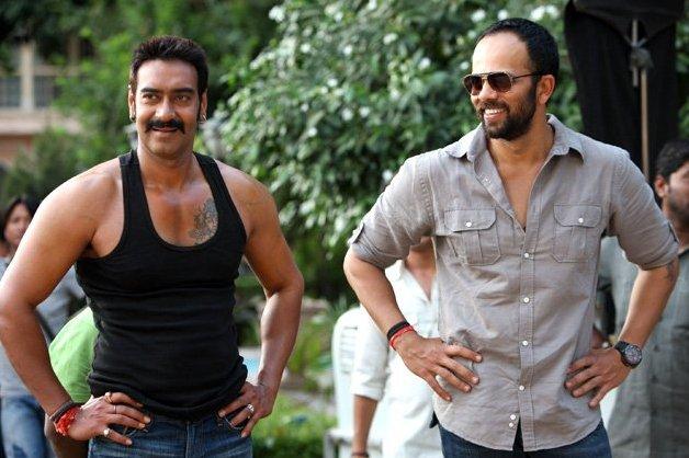 Ajay Devgn - Rohit Shetty