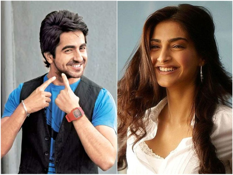 Ayushmann Khurana - Sonam Kapoor
