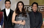 Tabu with Hrithik Roshan and SRK