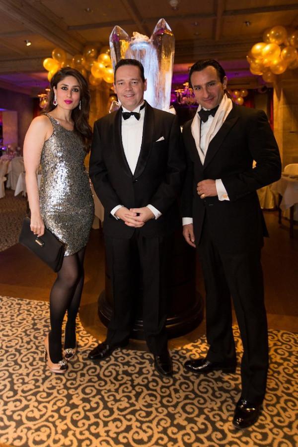 Kareena Kapoor celebrating New Year with husband Saif Ali Khan in Switzerland