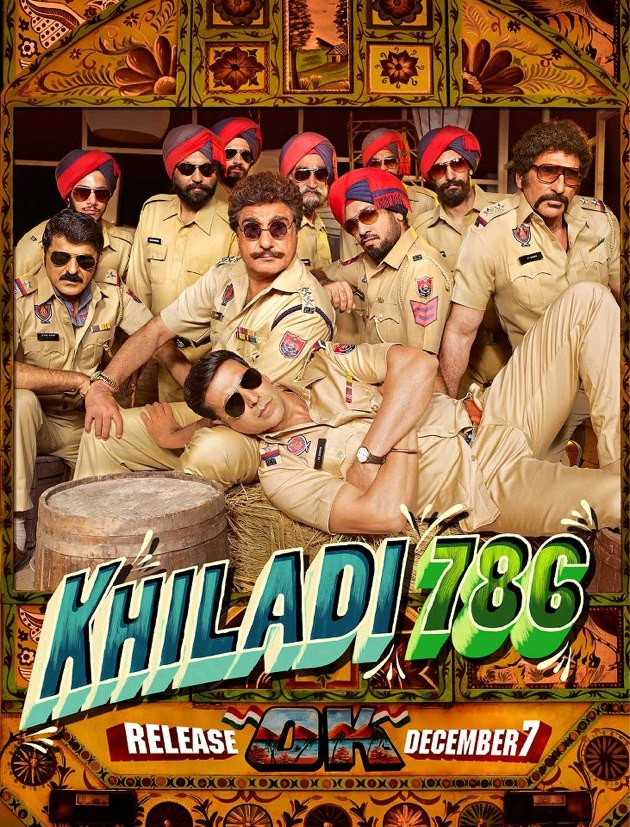 Khiladi 786 Fever All Over The Country And Internet