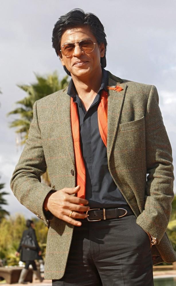 Shahrukh Khan in Morocco