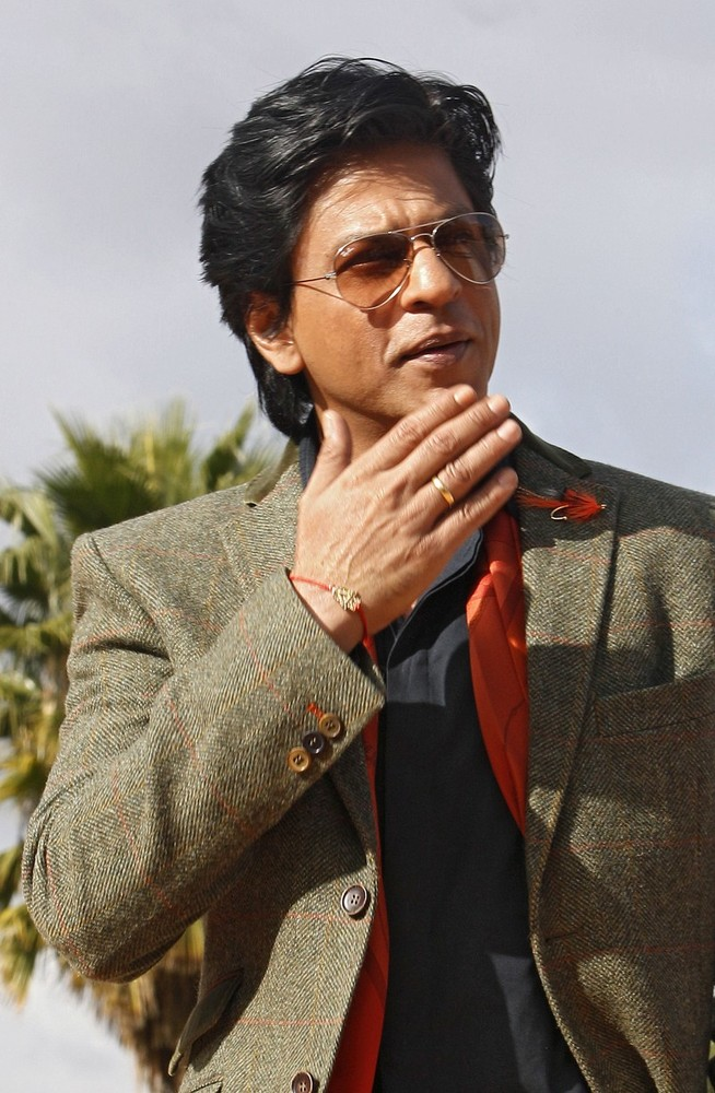 Shahrukh Khan - Marrakech Film Festival