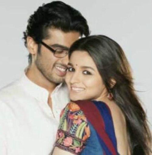 Alia Bhatt - Arjun Kapoor in 2 States