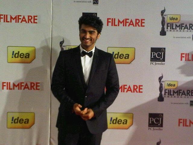 Arjun Kapoor Filmfare Awards