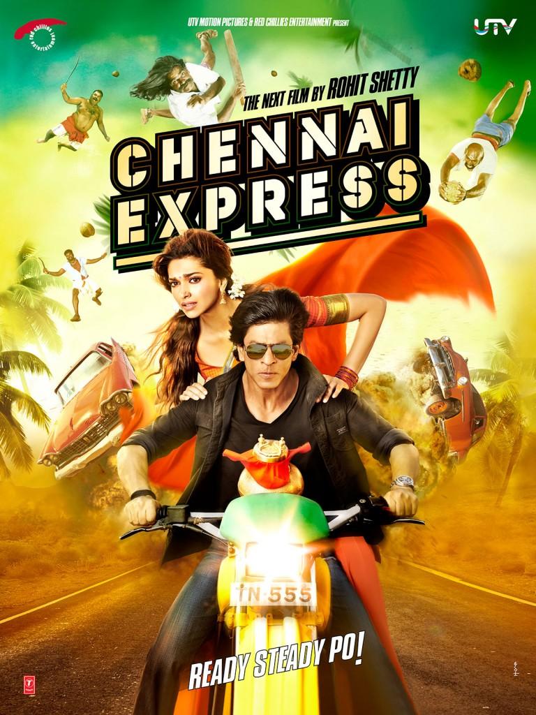 Chennai Express Deepika Padukone