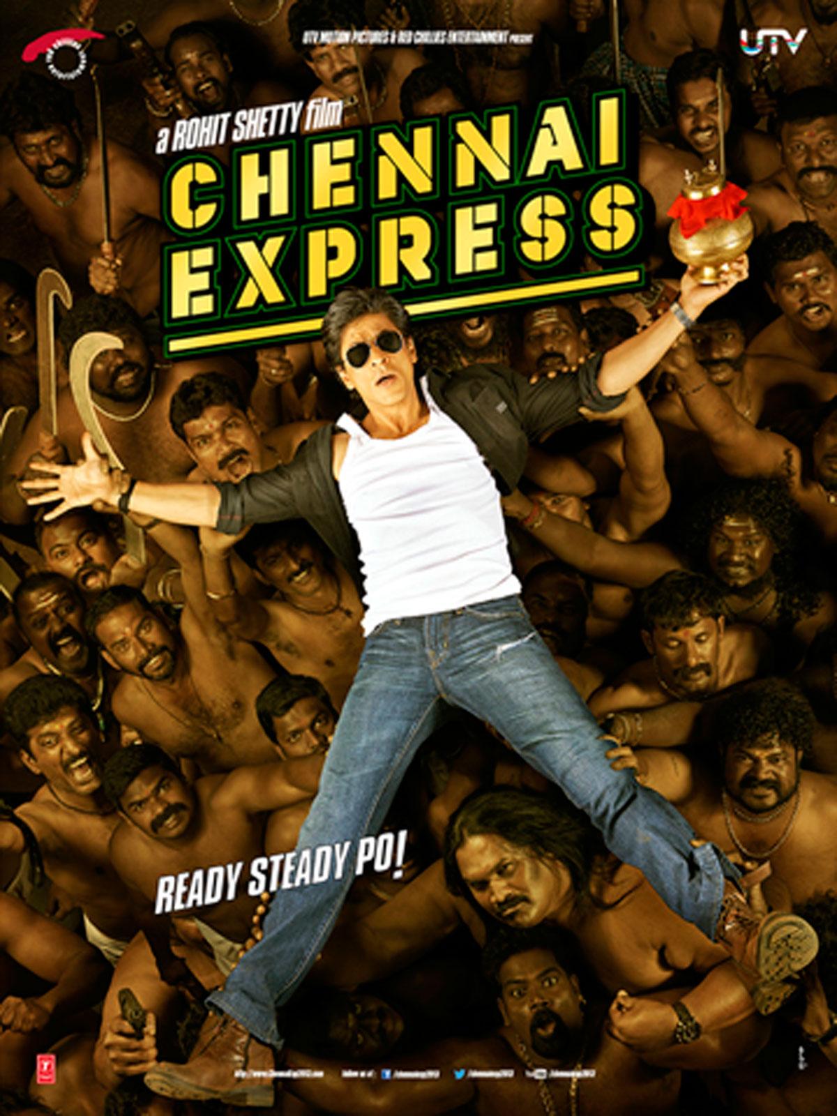 Chennai Express Naa Songs