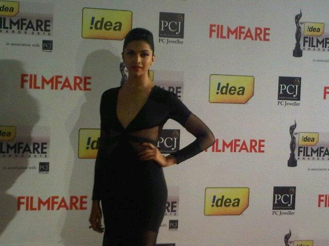 Deepika Padukone Filmfare Awards
