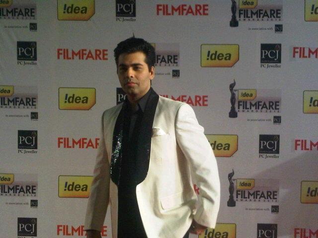 Karan Johar Filmfare Awards