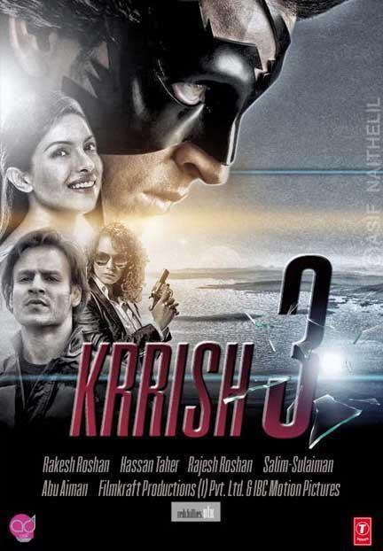 Krrish 3 Fan made Poster