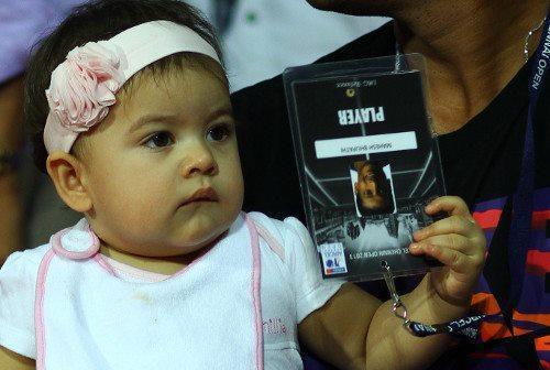 Pics: Lara Dutta's daughter Saira