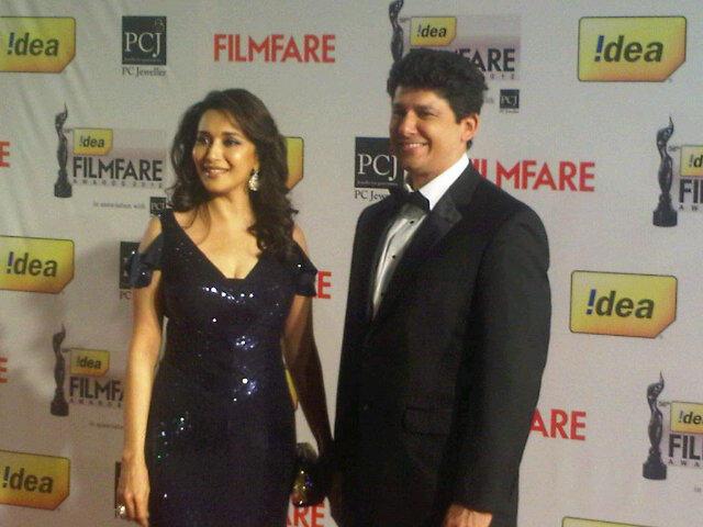 Madhuri Dixit husband Sriram Nene