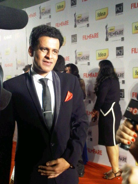 Manoj Bajpayee Filmfare Awards