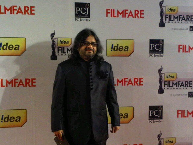 Music Composer Pritam Filmfare Awards