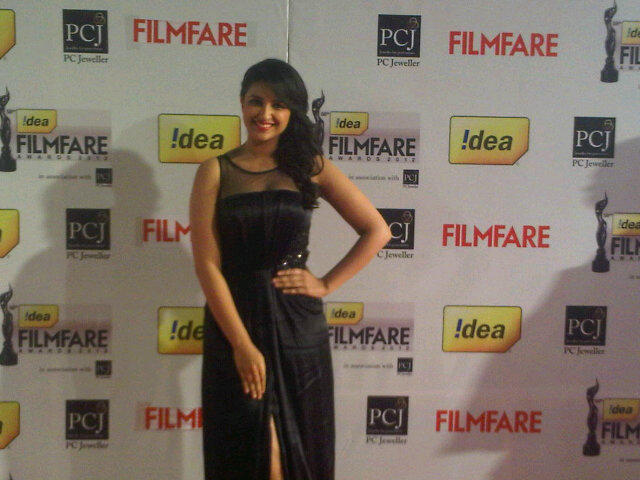 Parineeti Chopra Filmfare Awards