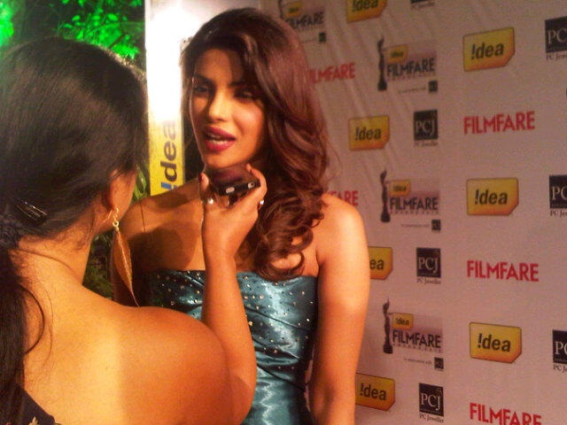Priyanka Chopra Filmfare Awards