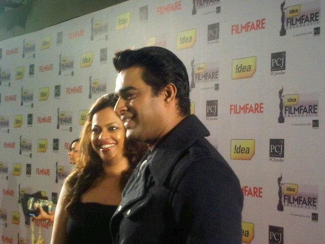 R Madhavan Filmfare Awards