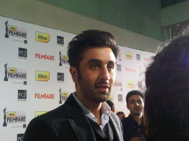 Ranbir Kapoor Filmfare Awards