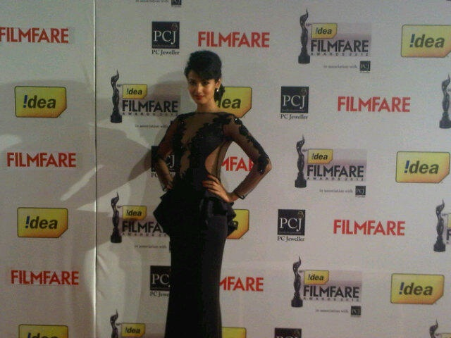 Sonal Chauhan Filmfare Awards