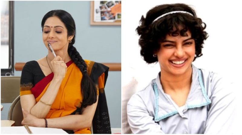 Sridevi - Priyanka Chopra - Zee Cine Award Best Actress