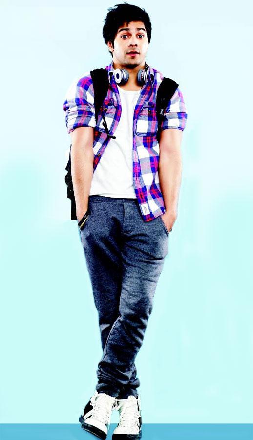 Varun Dhawan still from Kandireega remake