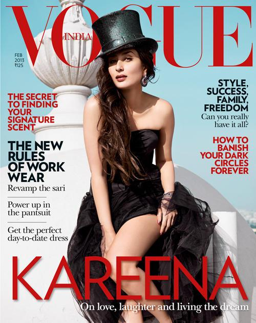 Kareena Kapoor Vogue Cover