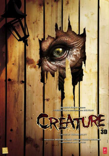 Creature 3D First Look Poster