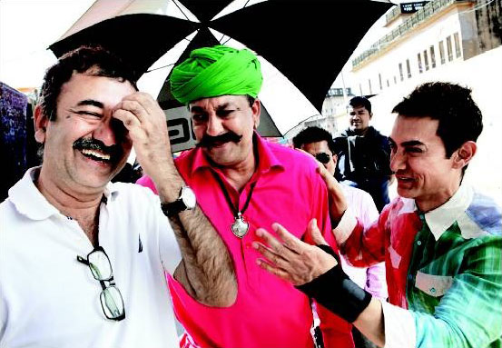 Sanjay Dutt First Look in PK