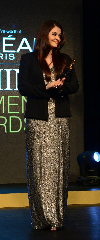Aishwarya L'oreal Femina Woman