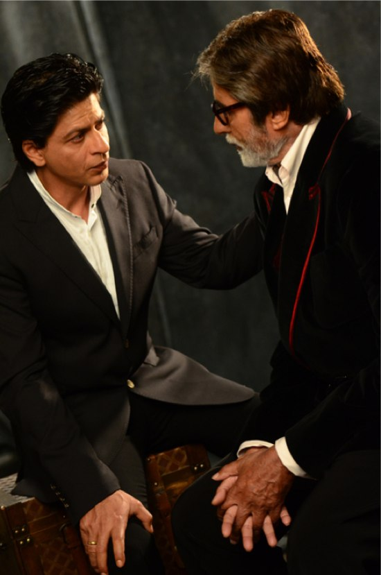 Big B - Shahrukh Khan