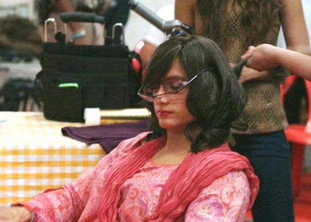 Aamir Khan in woman Avatar