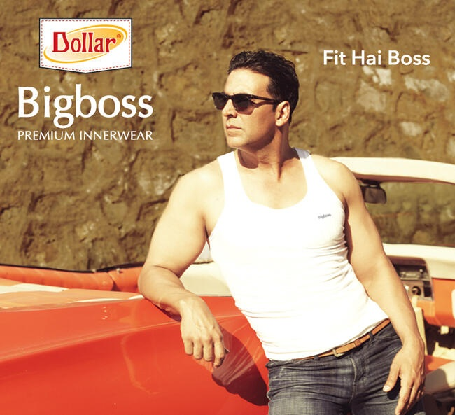 Akshay Kumar in Dollar Bigboss Ad