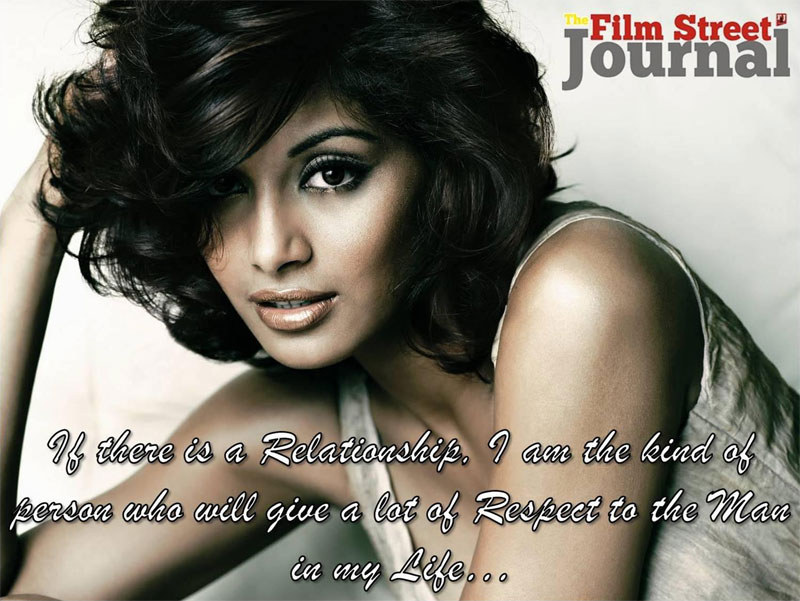 Bipasha Basu Film Street Journal Magazine Scan