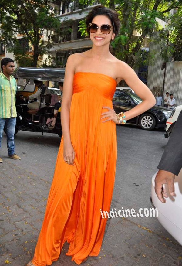 Deepika at People magazine brunch