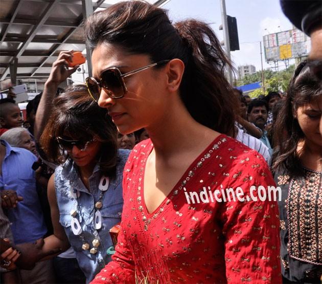 Deepika Padukone New Photo