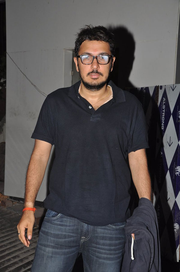 Dinesh Vijan at the screening of Go Goa Gone