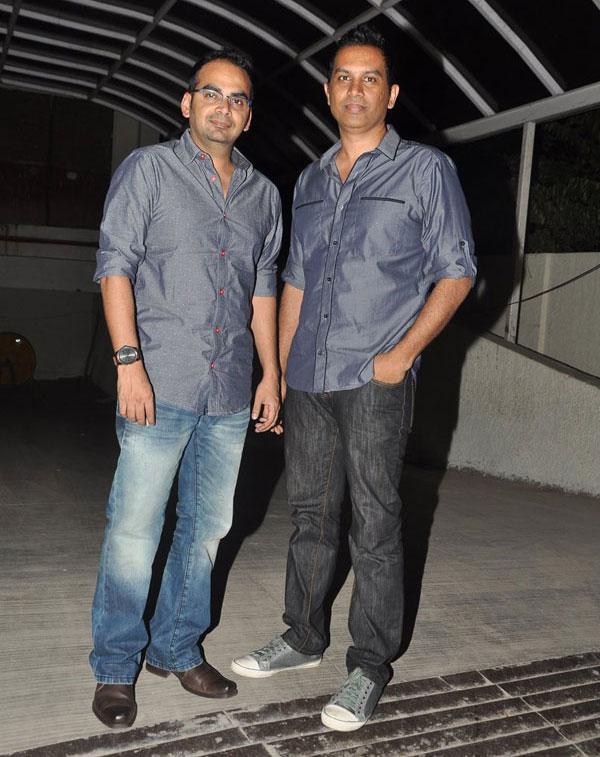 Krishna DK with Raj Nidimoru