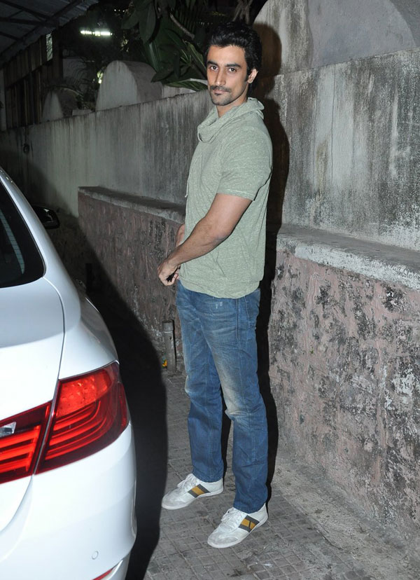 Kunal Kapoor at Go Goa Gone screening