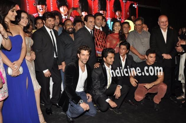 SRK Aamir Hrithik