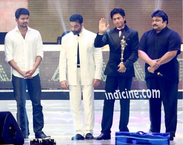 SRK CHEVALIER SIVAJI AWARD