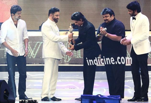 SRK Kamal Hassan