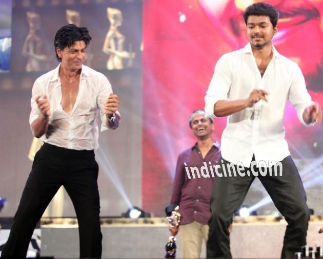 SRK - Tamil actor Vijay
