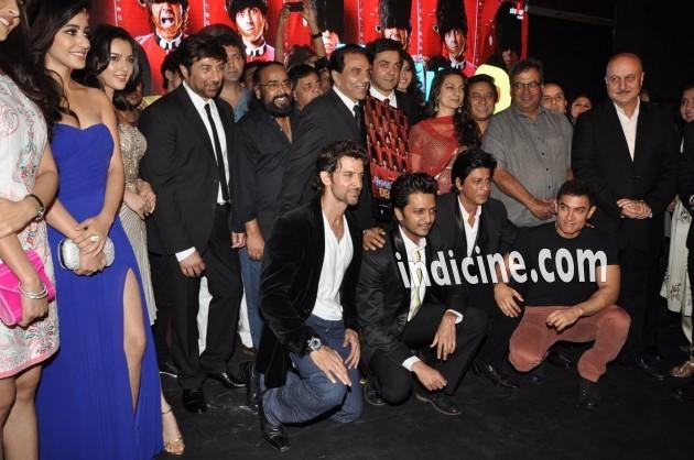 Shahrukh Khan Aamir Khan