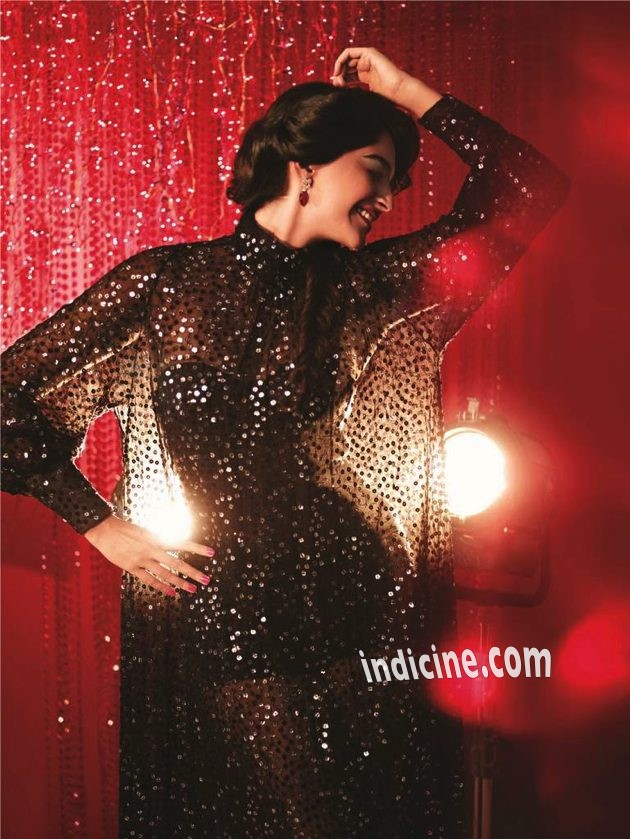 Sonam Kapoor Miss Twist Look