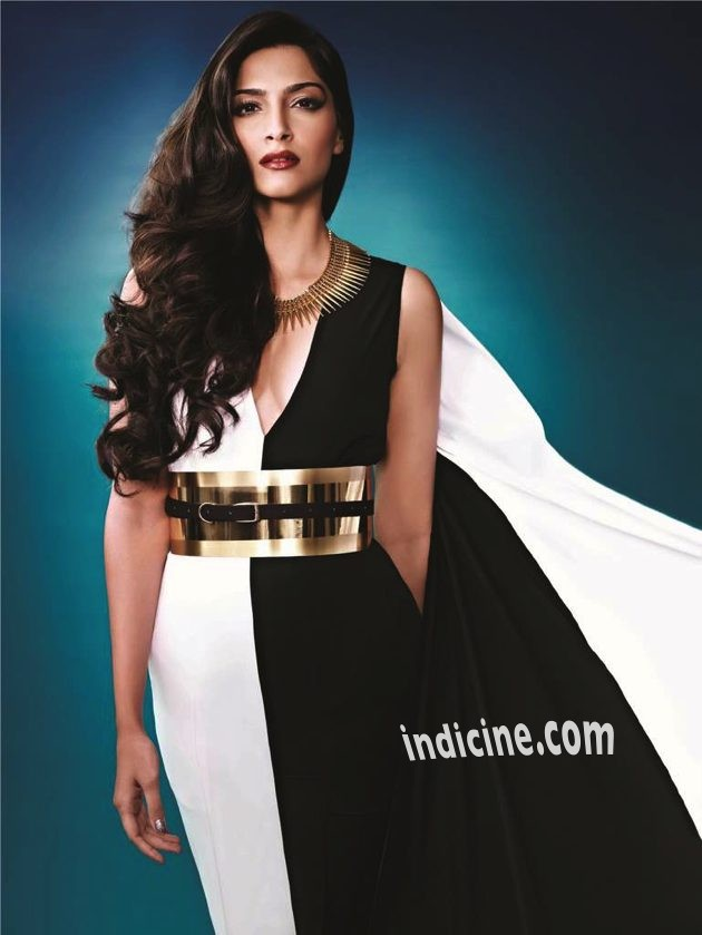 Sonam Kapoor Cannes 2013